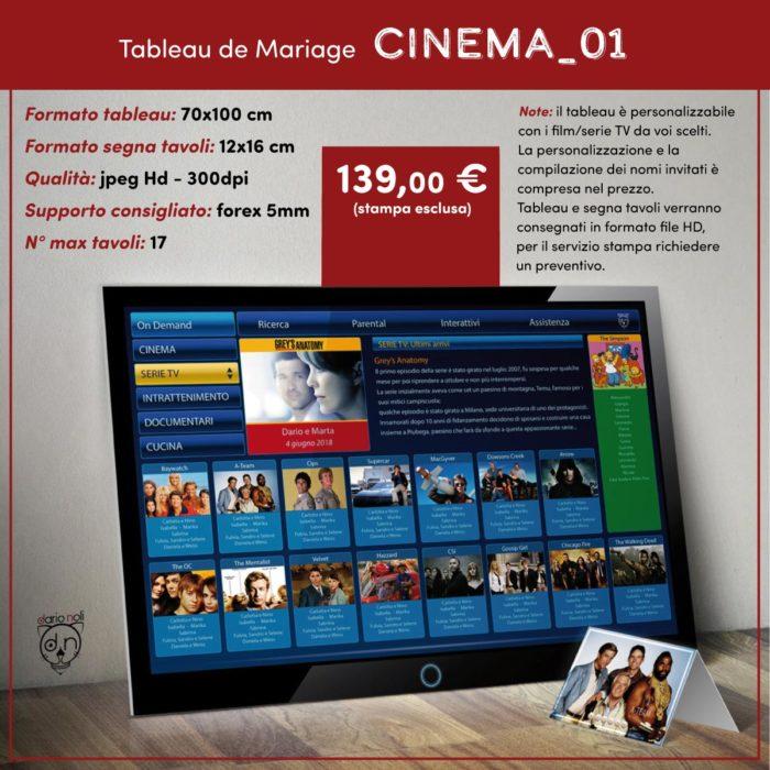 Tableau Cinema 1