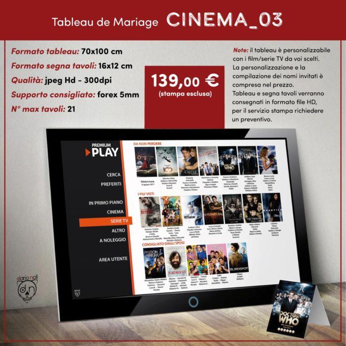 Tableau Cinema 3